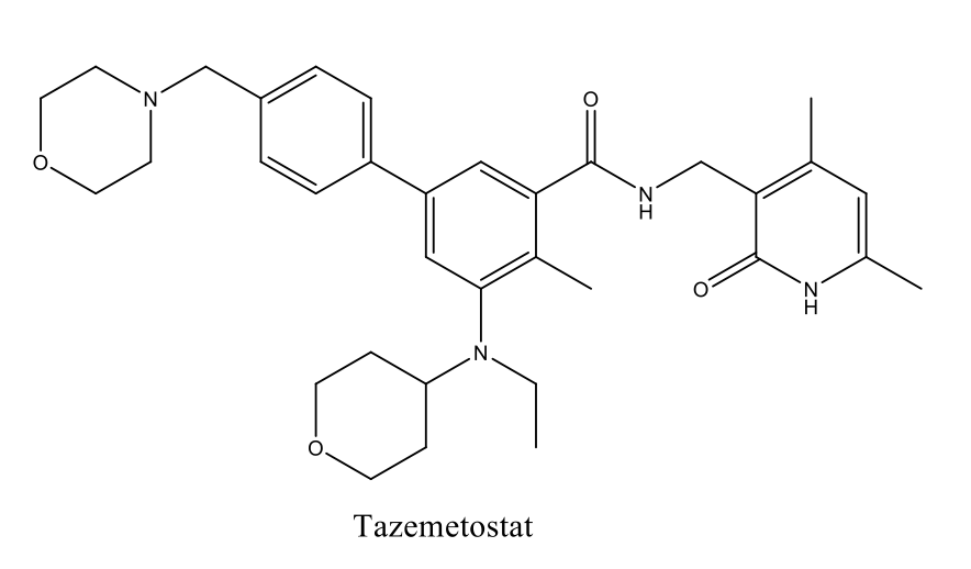 Methyltransferases Chemical Structures